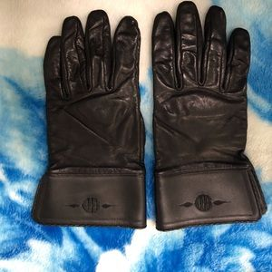 Harley Davidson gauntlet gloves